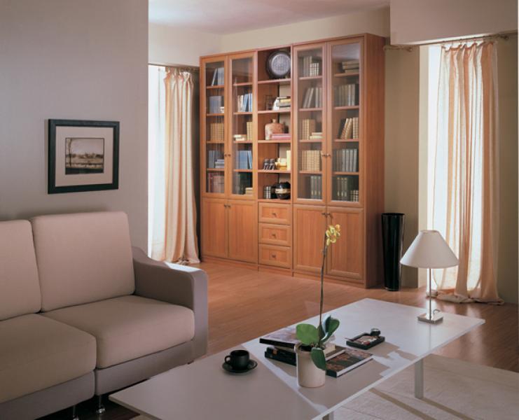 Мебель для библиотеки (арт. 2476).