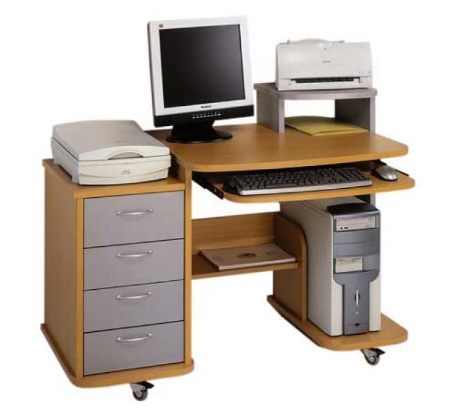 Компьютерные и письменные столы - страница 4.